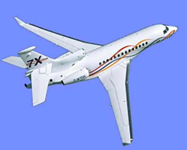 Aircraft 7X